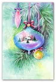 loud pink u0026 purple ornaments vintage christmas pink purple and