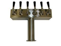 Perlick Vs Standard Faucet 6 Faucet Beer Tower 3