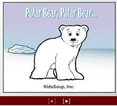 polar bear activities crafts lessons and printables kidssoup