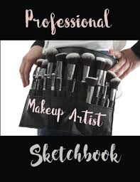 makeup artist sketchbook professional makeup artist sketchbook 54 pos https