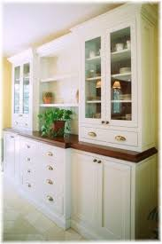 Built In Kitchen Cabinets 130 Best Hutch Images On Pinterest Painted Furniture