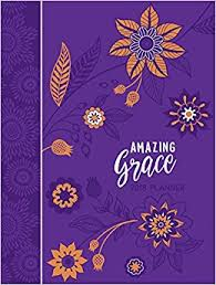 amazing grace 2018 16 month weekly planner city gifts