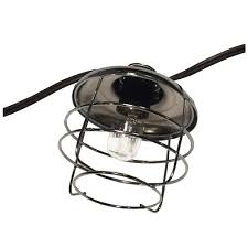Temporary Lighting String by Outdoor Specialty Lighting Outdoor Lighting The Home Depot
