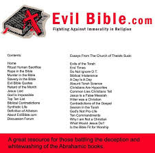 die besten 25 evil bible ideen auf