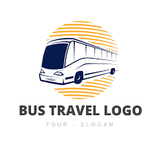 bus travel images Bus travel logo business card template the design love jpg