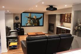 how to decorate a living room theaters