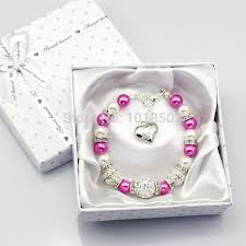 customized baby bracelets compare prices on personalised baby girl gifts online shopping