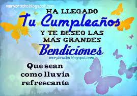 imagenes de feliz cumpleaños hermana en cristo tu cumpleaños con lluvias de bendición imagen cristiana entre