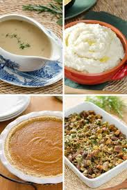 every recipe you need for an easy paleo thanksgiving gluten free