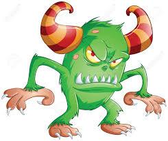 green halloween monsters u2013 halloween wizard