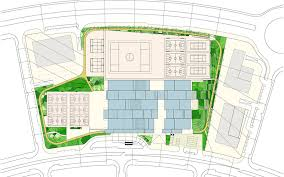 Centre Bell Floor Plan by Sanchinarro Sports Centre Madrid Moneo Brock