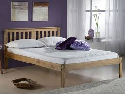Santos Antique Pine Bed Frame 4ft Small Wooden Bed Frames 35 Products