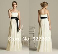 online get cheap ivory chiffon bridesmaid dress aliexpress com