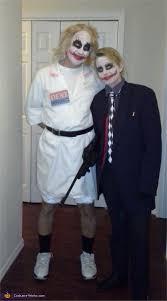 Joker Nurse Halloween Costume Halloween Makeup Face Painting Ideas