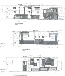 3 storey commercial building floor plan construction at voltaire and catalina 3 story development with 9