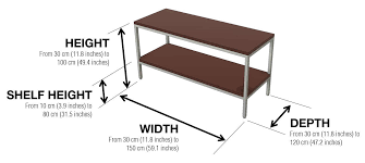 Sofa Table Dimensions 1x1 Modern Warmly Sofa Table U2013 1x1 Modern Custom Furniture