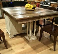 from buffet to rustic kitchen island rustic kitchen island
