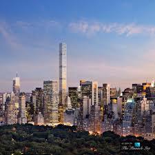 luxury penthouse u2013 ph92 432 park avenue new york ny the