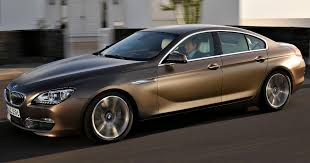 the best bmw car bmw 6 series awarded as best car of 2013