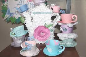 mad hatter theme mad alice in wonderland tea party centerpieces