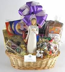 sympathy basket tree sympathy angel gift basket