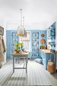 blue kitchen island with oak cabinets 70 best kitchen island ideas stylish designs for kitchen
