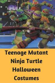 teenage mutant ninja turtles costume ideas for halloween u2013 great