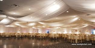 ceiling draping ceiling draping triad event lighting