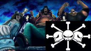 One Piece Flags The Shocking Meaning Behind Blackbeards Flag One Piece Theory