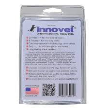 innovet pet products tracerz scent guides for blind pets amazon