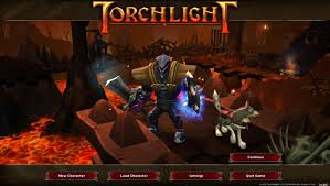 where can i download torchlight full version for package fried gq