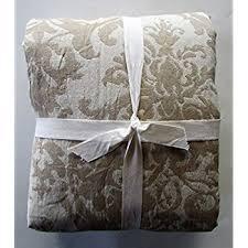 amazon com pottery barn jacquard medallion duvet cover full queen