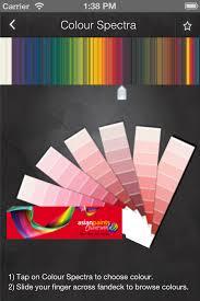 asian paints color palette home design
