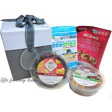 vegan vegetarian gift baskets ontario canada
