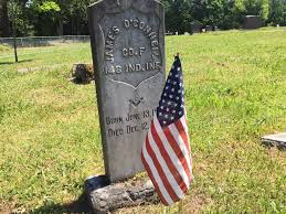 County Flags Flags Placed At Graves Of Veterans For Memorial Day Kval