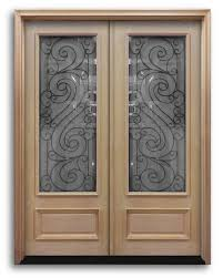 Prehung Exterior Door Prehung Oak Exterior Doors Dice 6ft X 8ft Home Surplus