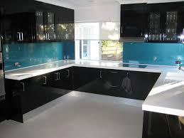 kitchen glass backsplashes 15 best glass kitchen splashbacks gold coast voodoo glass