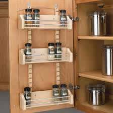 wall spice cabinet with doors refrigerator small spaces cabinet door spice rack wall spice rack