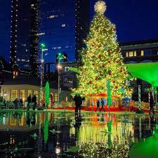sundance square tree lighting 2017 xmas in sundance square fort worth fort worth and forts