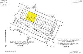 Los Angeles County Plat Maps by 1272 1276 W Court St Dtla Adjacent Development Deal Coronado