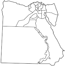 Blank Map Of The Word by Image Gallery Outline Map Of Egypt
