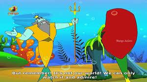 the little mermaid fairy tales for kids english cartoon