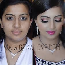 makeup artist in boston before and after of indian for wedding reception www