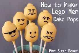 50 cake pops for boy u0027s day pint sized baker