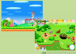 beat super mario bros ds 12 steps pictures