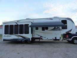 new or used forest river sandpiper fifth wheel rvs for sale