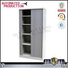 Roll Door Cabinet Roller Shutter Cupboard Doors Extendable Rolling Door Storage