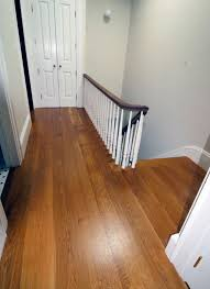 two style of white oak flooring quarter and rift sawn oak and
