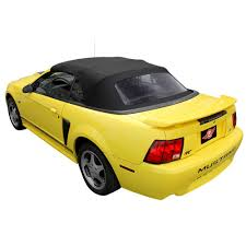 2003 Black Mustang Convertible Kee Auto Top Cd2047wc09sdx Mustang Cv Top W Plastic 1pc 94 04