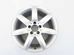 mercedes 17 inch rims mercedes sl500 rear wheel 17 inch